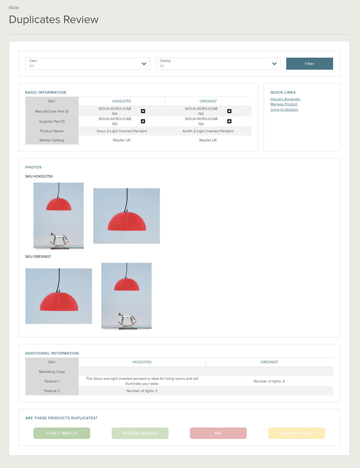 Duplicate-Review-Tool-Screenshot